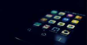 Overusing smartphones