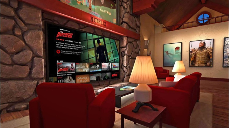 Netflix is taking a wait-and-see approach to virtual reality | Engadget