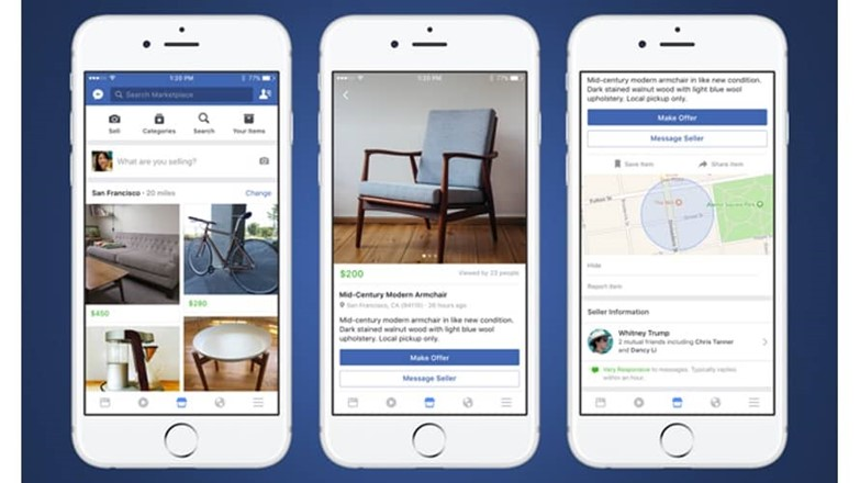 Why Facebook Is Ramping Up Marketplace With Ads