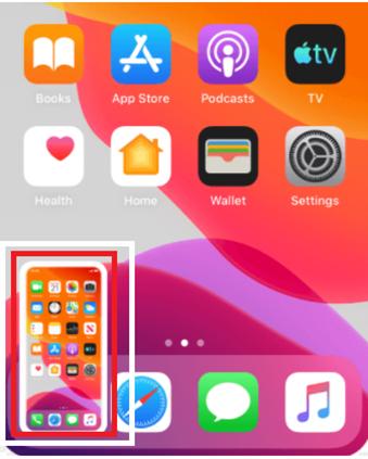 Apple iPhone 11 Pro - Take screenshot   Vodafone Australia