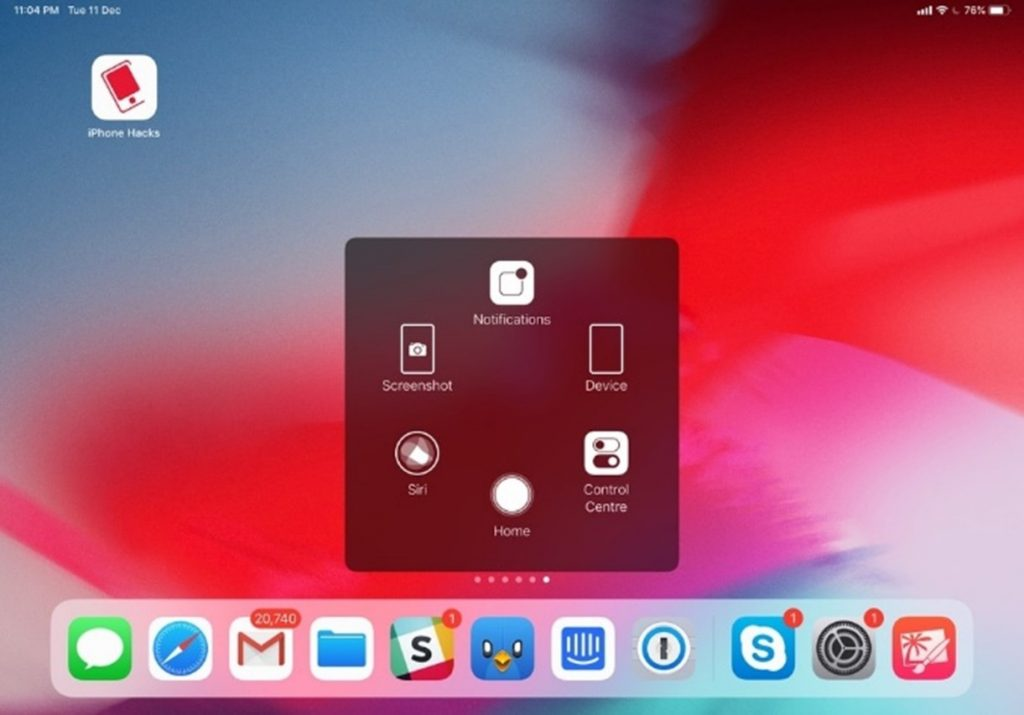 iPad Pro 2018: How to Take a Screenshot