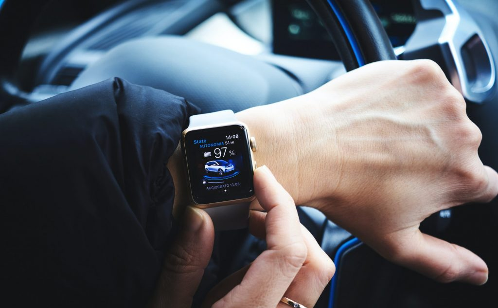 GPS-only Apple Watch