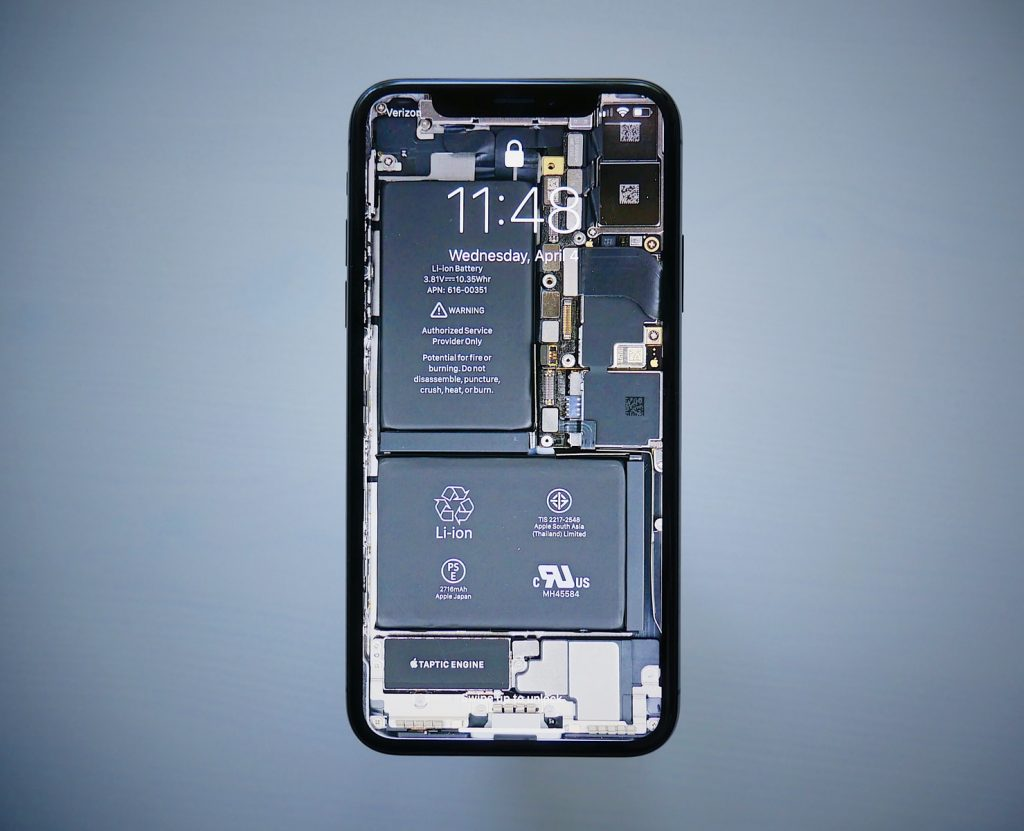 inside iphone chip
